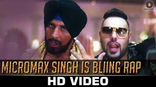 The Singh is Bliing Rap Lyrics 'SINGH IS BLIING' Full Song Badshah