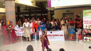 Payal Jain's Lavani Performance in SMM UK