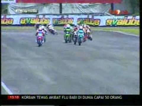 INDOPRIX 2009 SERI 2 110 cc RACE 2 PART1