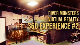 River Monsters 360 Experience - Spot The Difference #2