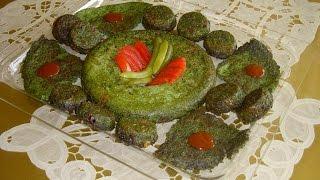کوکو سبزی Kookoo Sabzi