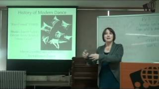 Dance As Art And Education_Angie Hartley (June 9th, 2012)
