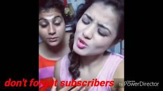 Whatsapp hot girl funny video  YouTube