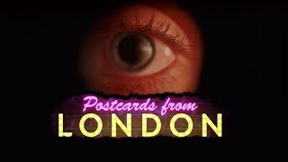 POSTCARDS FROM LONDON Official Trailer (2018) Harris Dickinson