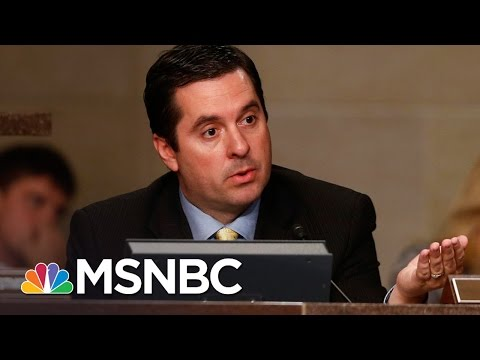 Calls Grow For Devin Nunes To Recuse Himself From Russia Probe Morning Joe MSNBC