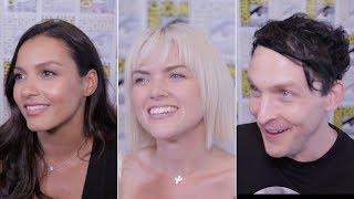 "The cast of Gotham plays ""Fuck, Marry, Kill"" with Batman's classic villains"