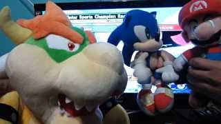 M & S 2014 Sochi Winter Olympic Games Sonic & Shadow *Winter Sports Champion Race *