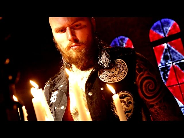 Aleister Black debuts at NXT TakeOver: Orlando: WWE NXT, March 29, 2017
