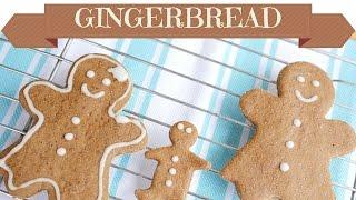 Gingerbread Women Men People Vegan Gluten Free Oil Free