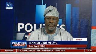 APC Is Sick - Dino Melaye   Politics Today  