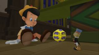 Let's Play Kingdom Hearts 1: Meet Pinocchio