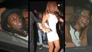 Christina Milian Pregnant By Lil Wayne? Singer Responds To Rumors