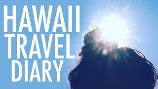 Travel Diary    Kona, Hawaii