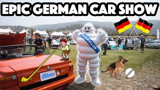 The Rarest German Cars in the USA - Albon Does Pebble Beach - EP03