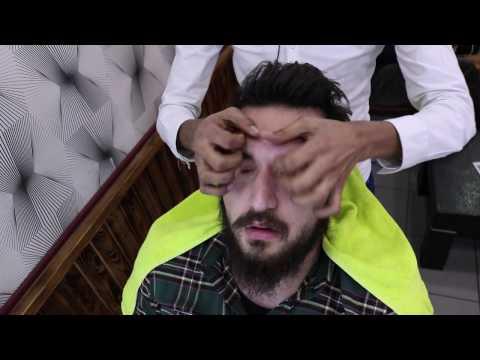 ASMR Pakistani Barber Face,Head and Body Massage 16
