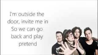 Alone Together Lyrics [Fall Out Boy]