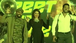 Madhuri Dixit ,Terence Lewis,  Bosco Martis Dance During Unveiling So You Think You Can Dance 2016