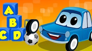 ABC Song | Zeek And Friends |  Car song rhymes for children