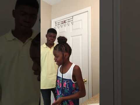 Xxx Mp4 Brother And Sister Goals😍😍 They Can Sing Briannnlouis Brookieallday1 3gp Sex