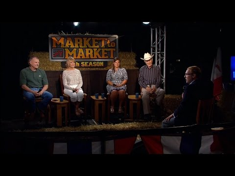 Market to Market: LIVE from the Fair (August 15, 2014)