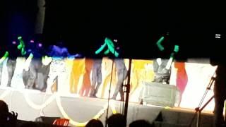 Rudra shakti tandav dance