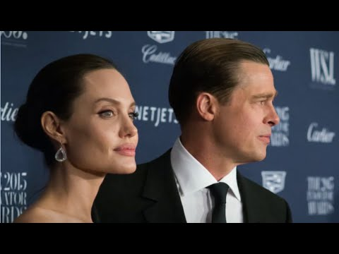 Angelina Jolie, Brad Pitt Divorce | Latest Details
