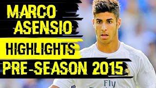 مهارات واهداف ماركو اسينسيو لاعب ريال مدريد الجديد 2016 HD
