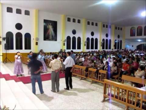 Danza procesión de ofrendas