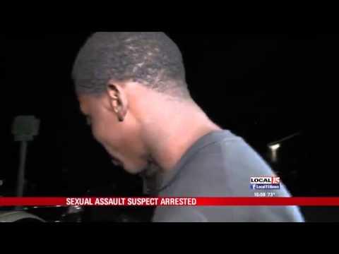 UPDATE: Mobile PD Confirms Rape Suspect's Ar
