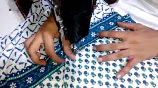 Umbrella Frock full stitching in easy way hindi/urdu