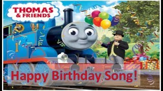 Thomas and Friends Happy Birthday Song | Thomas and Friends Birthday Party!