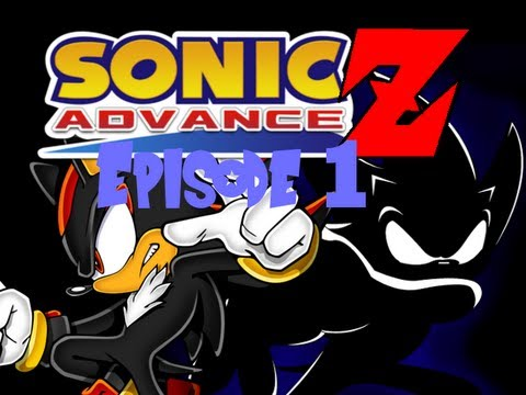 Sonic Advance Z Episode 1 Remastered