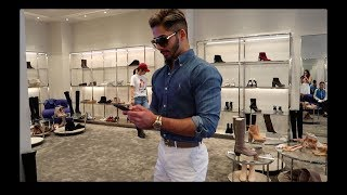 Luxury Shopping Vlog   Bicester Village!