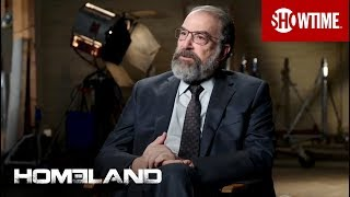 Mandy Patinkin on Saul Berenson in Season 7  Homeland  SHOWTIME uploaded on 16-03-2018 5019 views