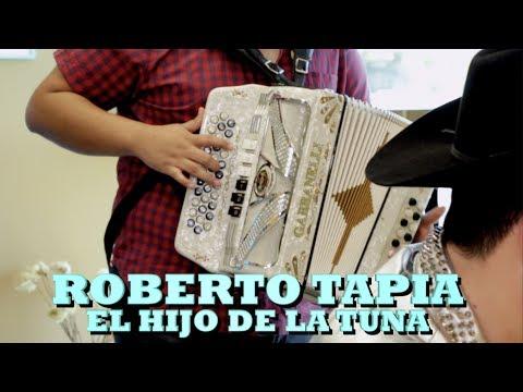 ROBERTO TAPIA - EL HIJO DE LA TUNA (Versión Pepe's Office)