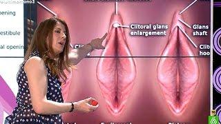 Valérie Tasso explica cómo estimular un clítoris - El Último Mono