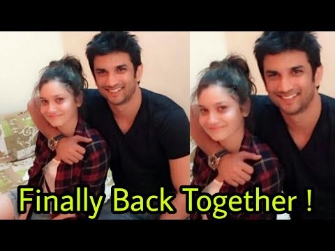 Xxx Mp4 Omg Finally Ankita Lokhande And Sushant Singh Rajput Are Back Together Good News 3gp Sex