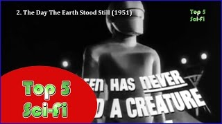 Top 5 greatest Sci-Fi movies of the 1950s - No 22