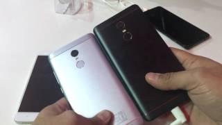Xiaomi Redmi Note 4 Black VS Dark Grey VS Gold Colour Comparison | Intellect Digest