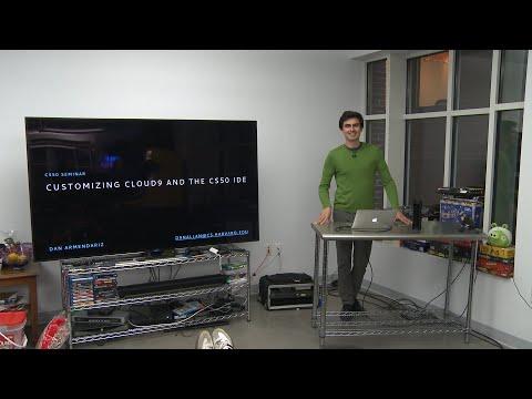 Customizing Cloud9 and the CS50 IDE by Dan Armendariz