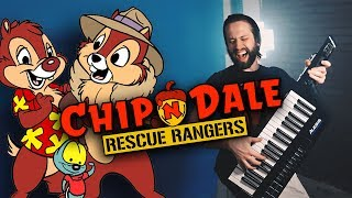 DISNEY - Chip N' Dale: Rescue Rangers Theme (KEYTAR COVER VERSION by Jonathan Young)