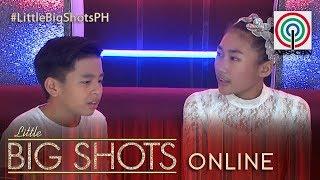 Little Big Shots Philippines Online: Eunice | Rhythmic Gymnast