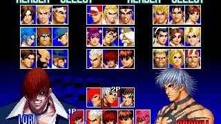 The King of Fighters 97 How to Unlock Orochi...
