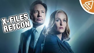 Why the X-Files Premiere Has Everyone Flipping Out! (Nerdist News w/ Jessica Chobot)