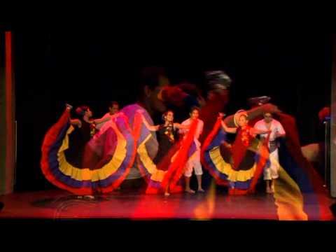 Cumbia Colombia América Baila