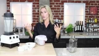 How to Make Almond Milk: Two methods for making almond milk