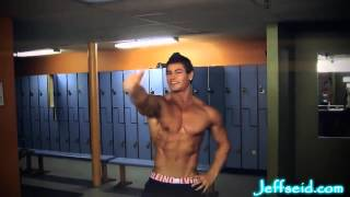Jeff Seid - Young Fitness Model