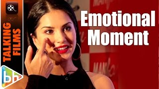 Sunny Leone Gets Emotional While Talking About National Anthem