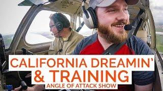 California Dreamin' W/ Commercial Pilot Training