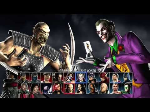 Xxx Mp4 Mortal Kombat Vs DC Universe 2 Player Gameplay Part 1 3gp Sex